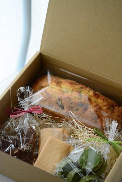頒布会フルーツパウンドケーキ